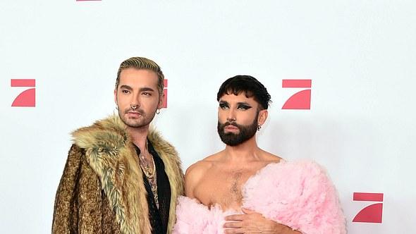 Bill und Conchita - Foto: Getty Images