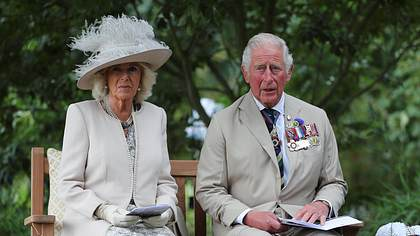 Charles und Camilla - Foto: imago images / i Images