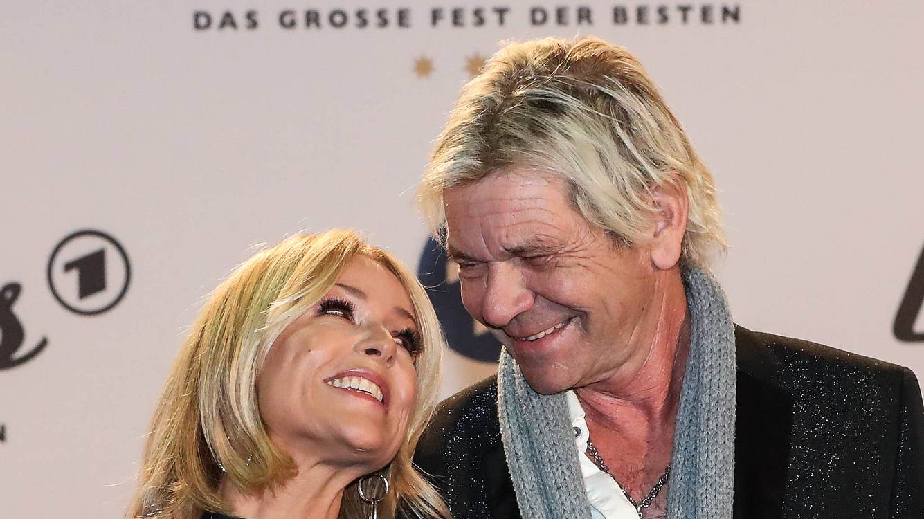 Michelle und Matthias Reim