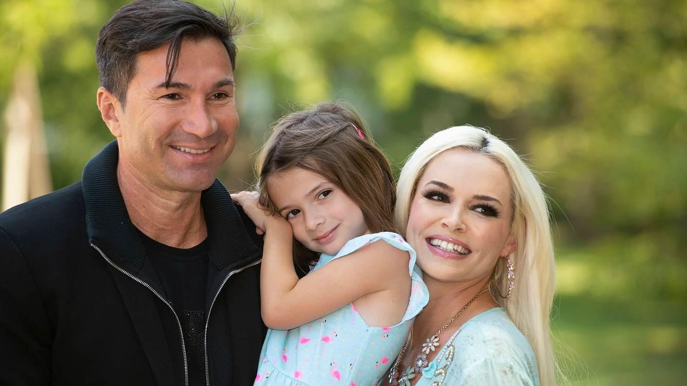 Dnaiela Katzenberger, Lucas Cordalis und Sophia