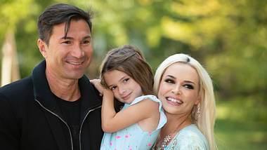Dnaiela Katzenberger, Lucas Cordalis und Sophia - Foto: imago