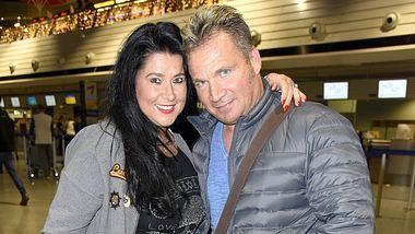 Iris Klein und Peter - Foto: Getty Images