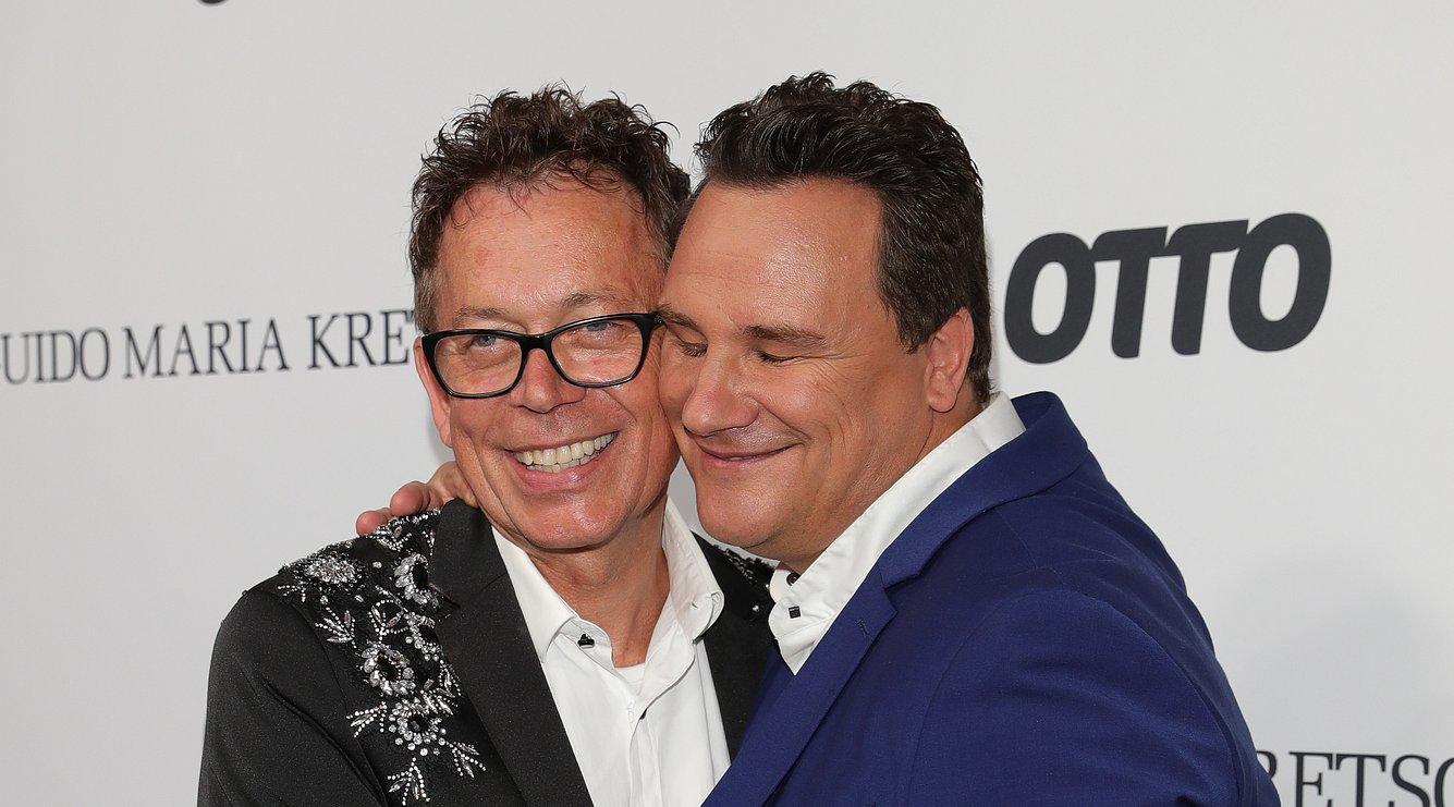 Guido Maria Kretschmer und Frank