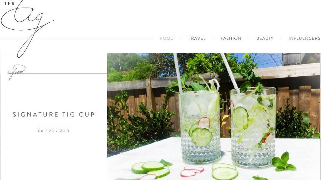 Meghans Signature Tig Cup-Cocktail