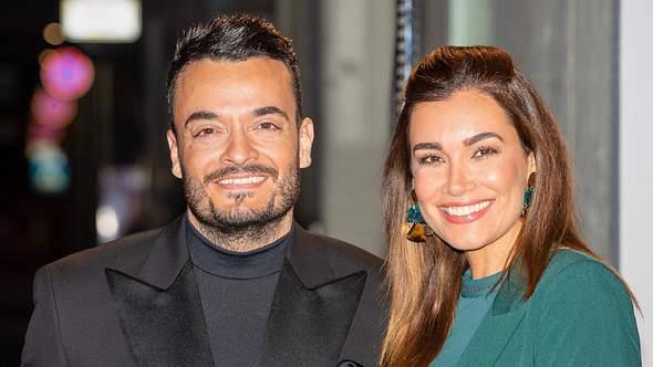 Jana Ina und Giovanni Zarrella - Foto: imago
