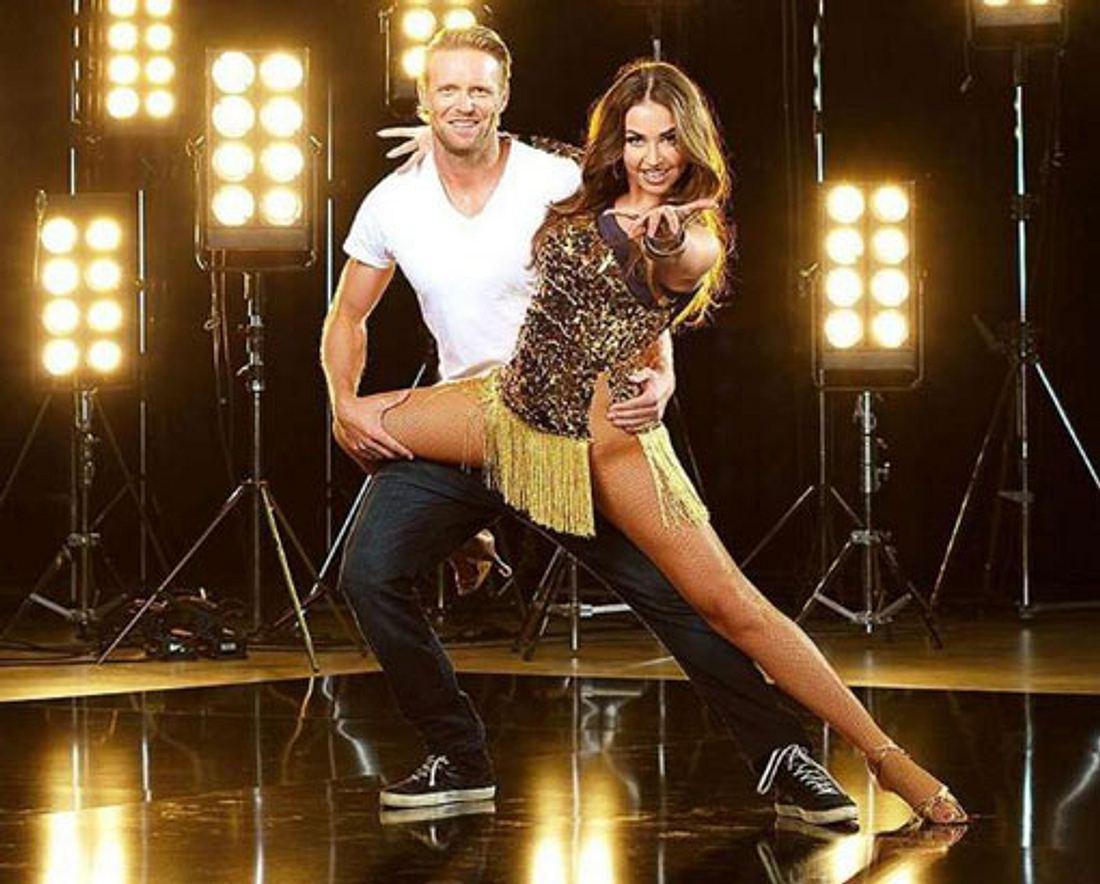 Beachvolleyball-Star Julius Brink tanzt mit Ekaterina Leonova