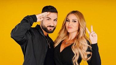 Haben Lisha und Lou alle belogen? - Foto: TVNOW/ Stefan Gregorowius