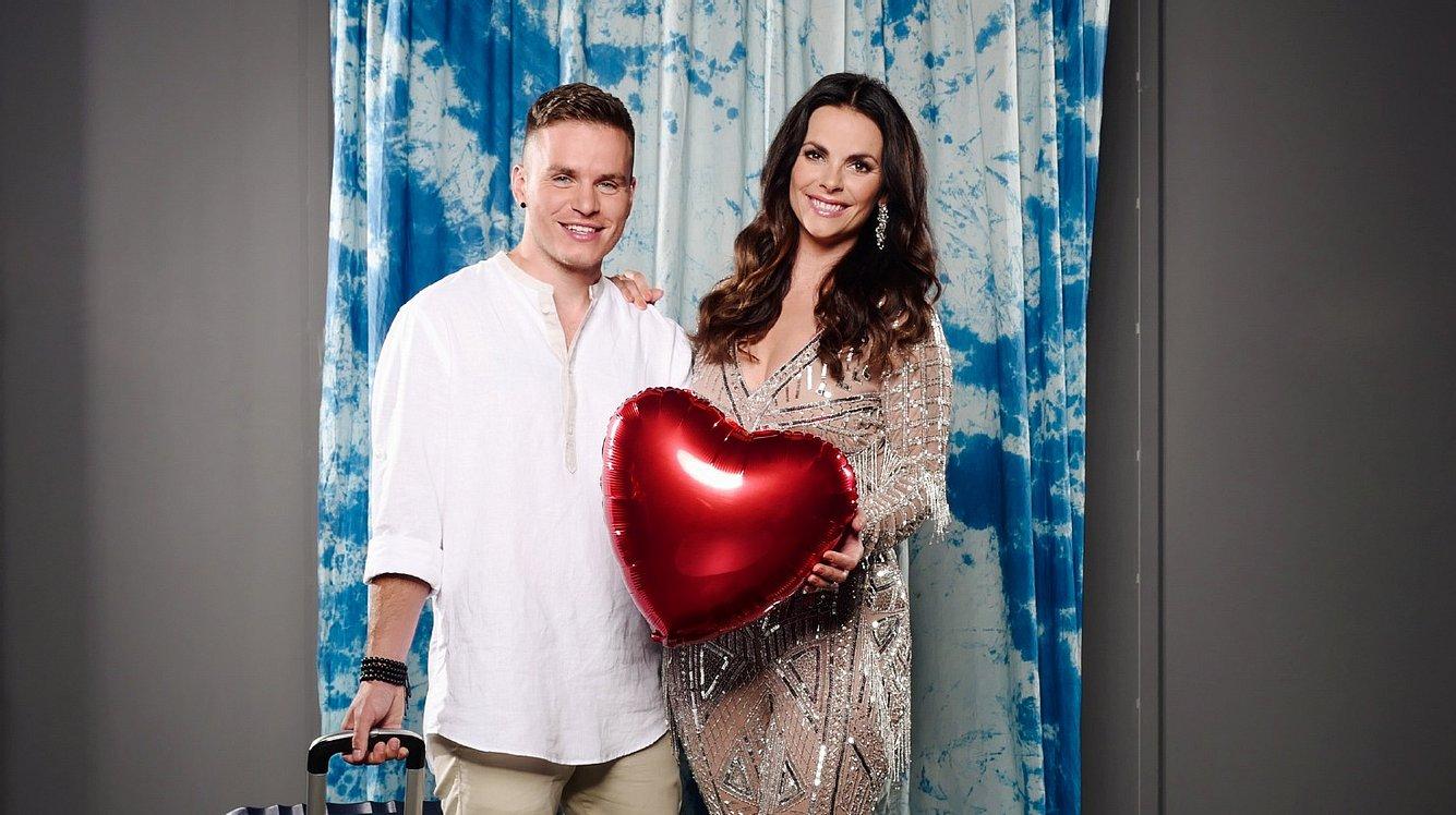 Henning Merten und Denise Kappés