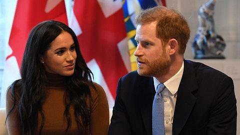 Schwanger! Ein zweites Baby soll ihre Ehe mit Harry retten!