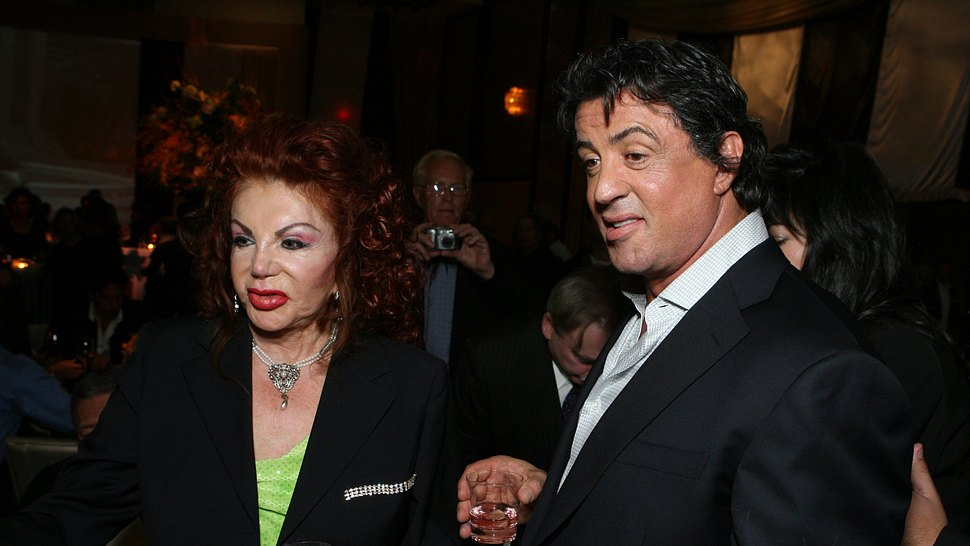 Jackie Stallone und Sylvester Stallone - Foto: GettyImages