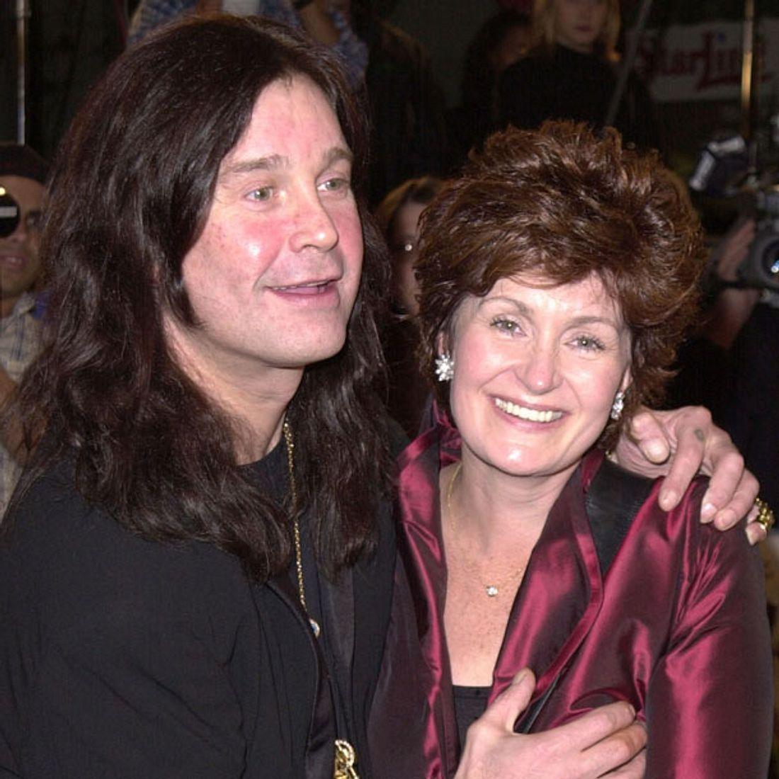 Sharon und Ozzy Osbourne