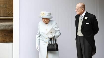 Queen und Prinz Philip - Foto: imago images / PA Images