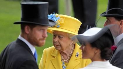Folgenschwerer Ausraster von Prinz Harry! - Foto: imago images / Frank Sorge