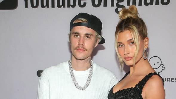 Justin und Hailey Bieber - Foto: IMAGO / APress