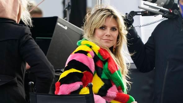 Heidi Klum - Foto: imago images / Future Image
