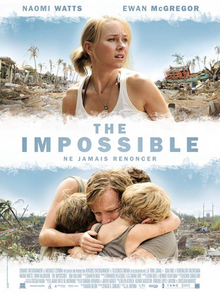 "Ab 31.1. im Kino: ""The Impossible"""