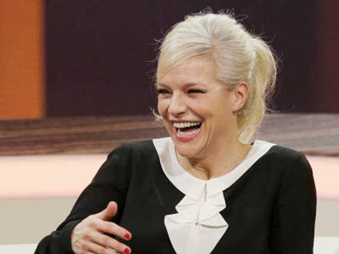 Ina Müller ist happy ohne Kids