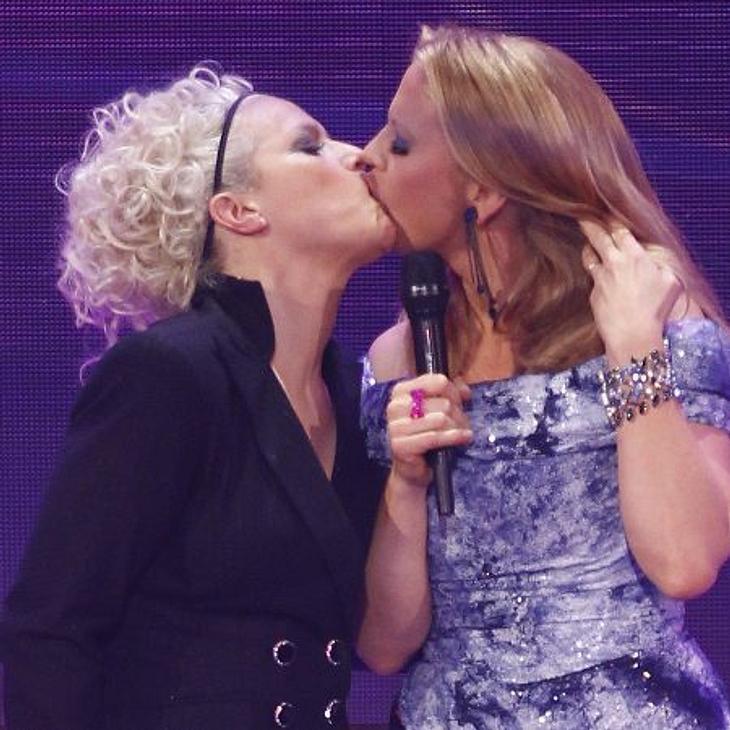 ECHO 2012 - Die Gewinner und ein ganz besonderer Kuss