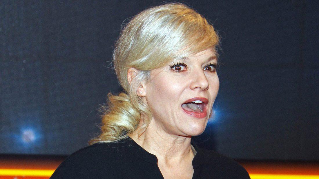 Ina Müller krank