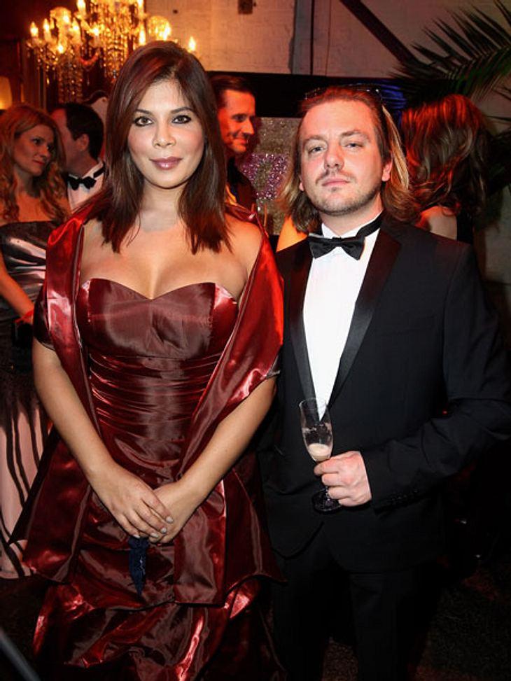 Indira Weis und Manny Marc haben sich getrennt