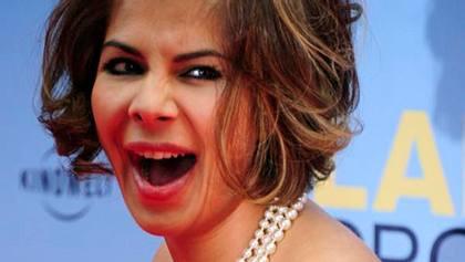 Indira Weis wurde verklagt - Foto: Getty Images
