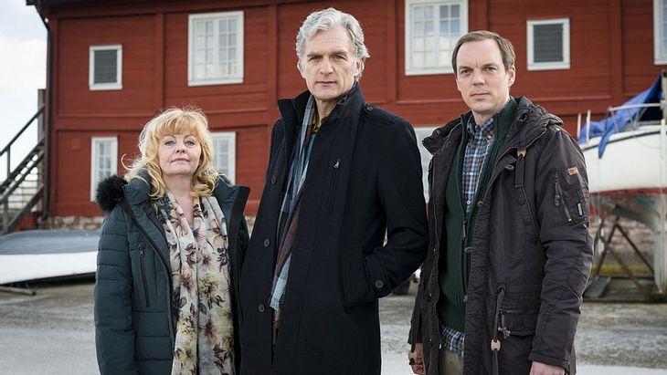 """Inger Nilsson spielt heute die Pathologin Ewa Svensson in """"Der Kommissar und das Meer"""""""