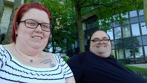 Schwiegertochter gesucht-Annika hat ein Liebes-Tattoo - Foto: Facebook/Ingo und Annika Fanpage
