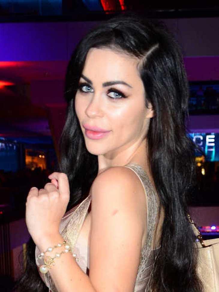 Ingrid Pavic demonstrierte gegen Botox.