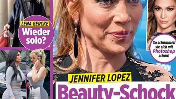 InTouch: Jennifer Lopez - Beauty-Schock!