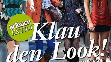 """""""Gossip Girl"""" - Mode Special: Ab Donnerstag in der neuen InTouch - Foto: InTouch/Bauermedia"""