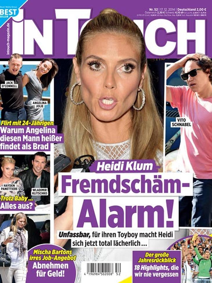 InTouch: Heidi Klum - Fremdschäm-Alarm!