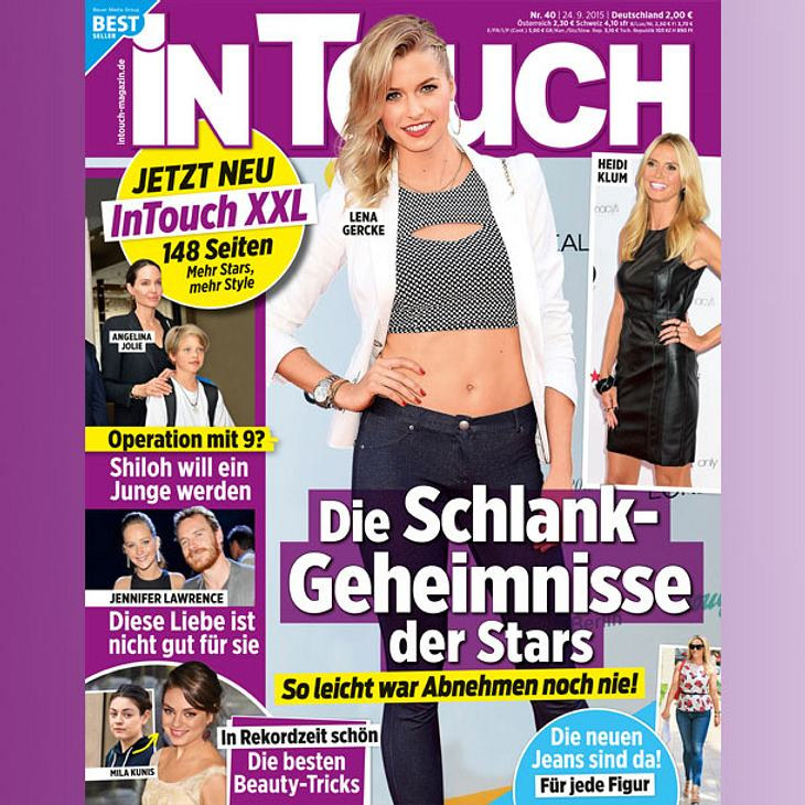 InTouch: Die große XXL-Jubiläumsausgabe!