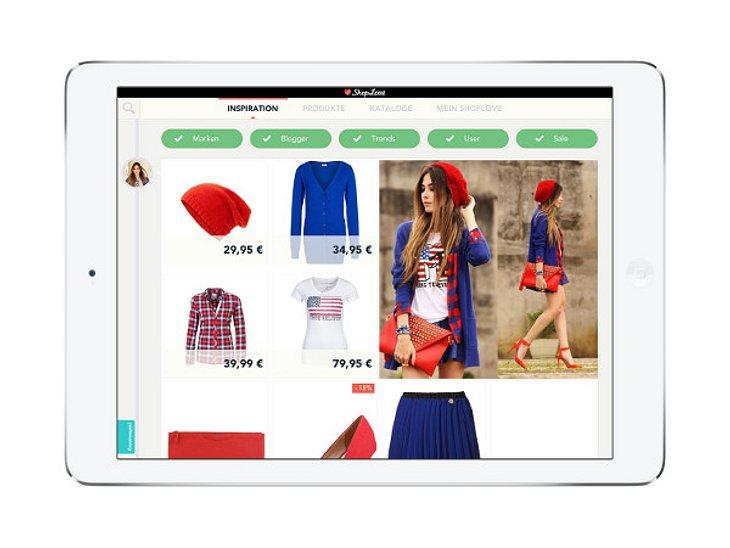 Lasse Dich inspirierenNutze Deinen personalisierten Modefeed, um über Trends und News auf dem Laufenden zu bleiben. Style die coolsten Looks der besten Blogger weltweit nach und lasse Dich vom ShopLove-Trendscout über alle modischen Neuigke