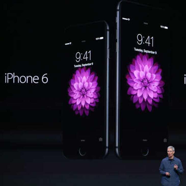 Apple-Präsentation: So wird das iPhone 6!