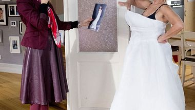 Unter Uns: Irene ist im Hochzeitsfieber! - Foto: RTL / Stefan Behrens