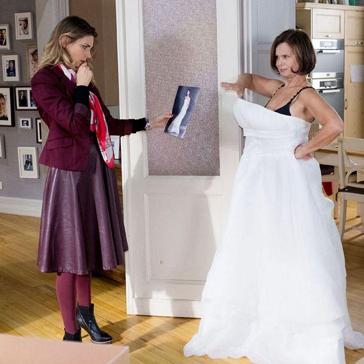 """""""Unter Uns"""": Irene ist im Hochzeitsfieber!"""