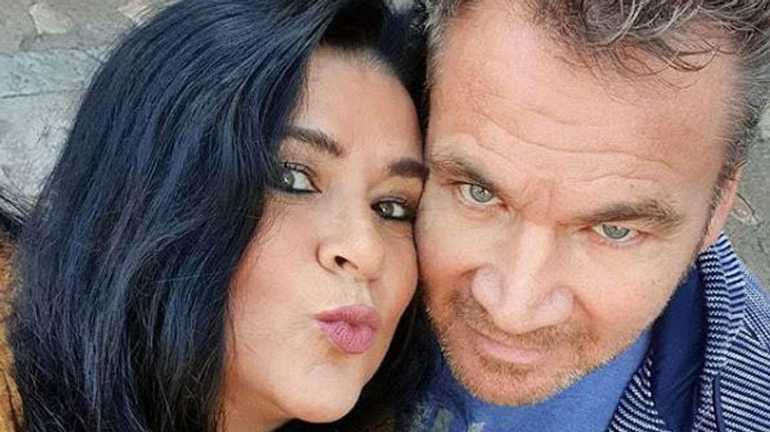 Iris Klein und Peter