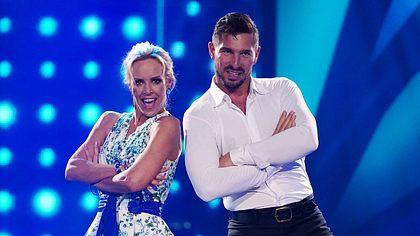 Isabel Edvardsson und Benjamin Piwko - Foto: TVNOW / Gregorowius