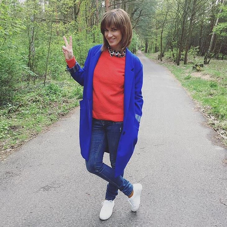 Isabell Horn liebt ihre GZSZ-Familie