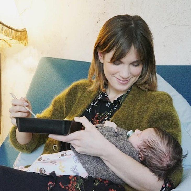 Isabell Horn: Sie verrät den Namen ihres Töchterchens