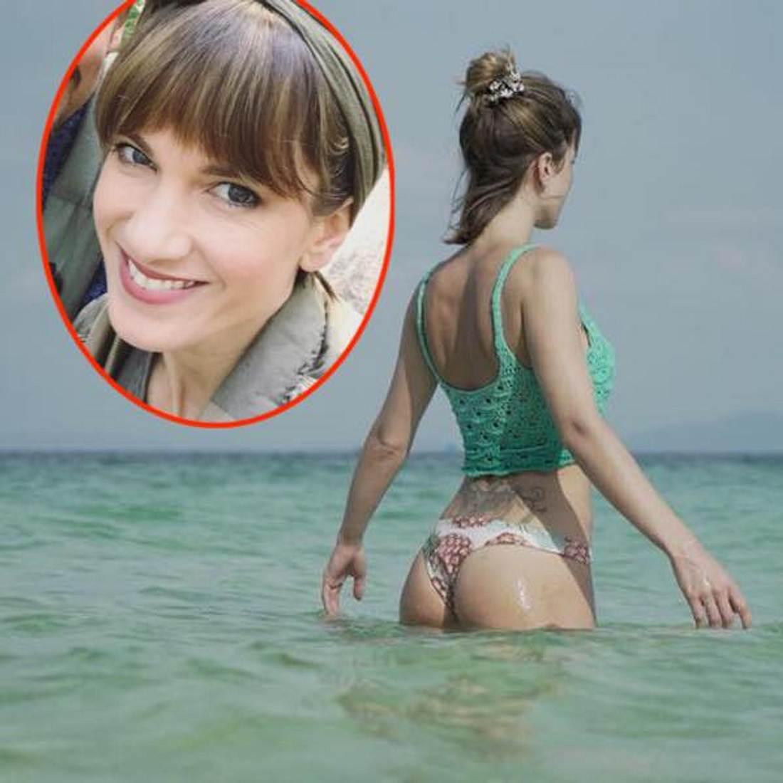 Sonnige Aussichten! Isabell Horn begeistert die Fans im Bikini
