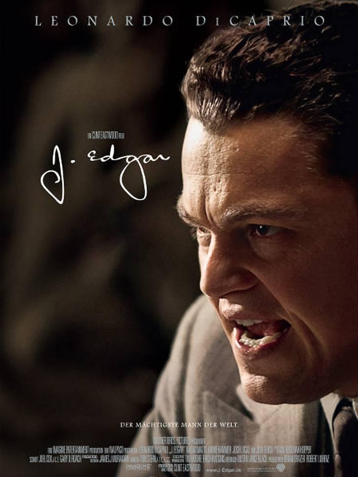 "Unser Kino-Tipp: ""J. Edgar"" ab dem 19.01.2012 im Kino"