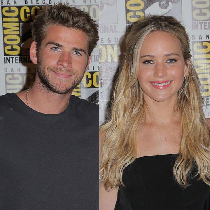 Angeblich daten Jennifer Lawrence und Liam Hemsworth