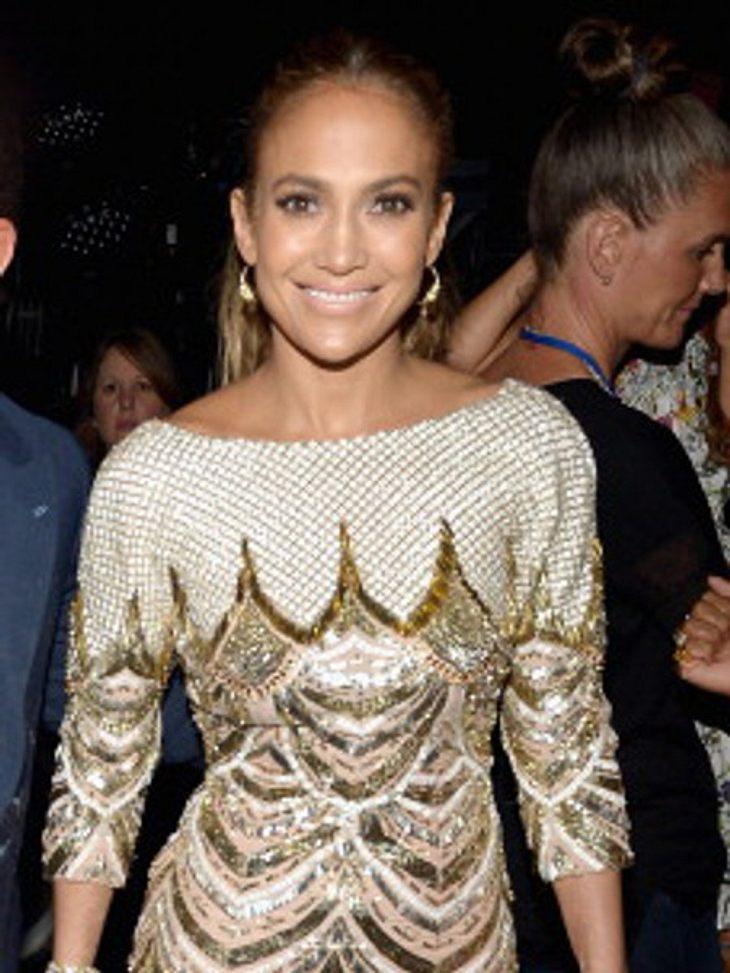 J-Lo zeigte sich vor Marc Anthony sexy wie selten zuvor...