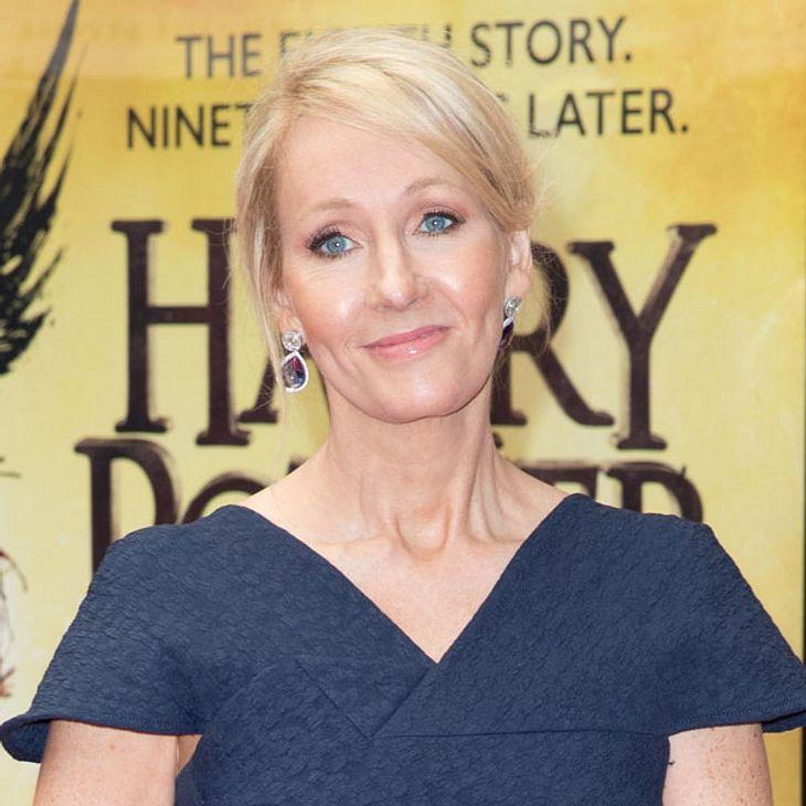 """J. K. Rowling veröffentlicht noch 3 """"Potter""""-Bücher"""