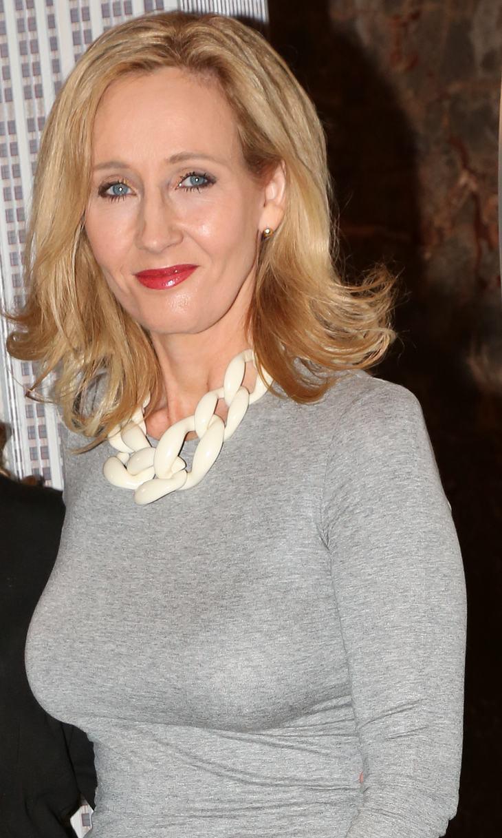 Joanne K. Rowling schreibt wieder für Kinder