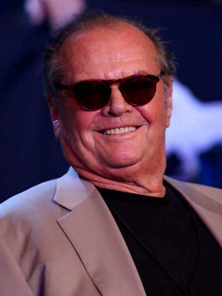 Jack Nicholson: Leidet der Hollywoodstar an Alzheimer?