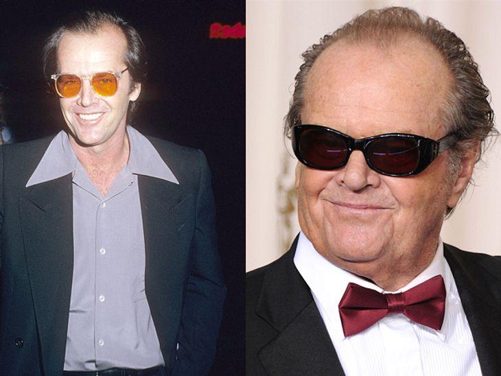 Nach über 50 Jahren im Filmgeschäft geht Jack Nicholson in Rente