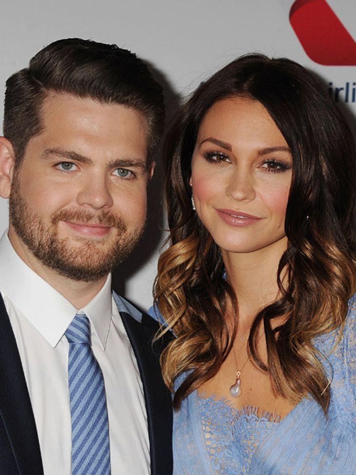 Jack Osbourne und seine Frau Lisa erwarten ihr zweites Kind
