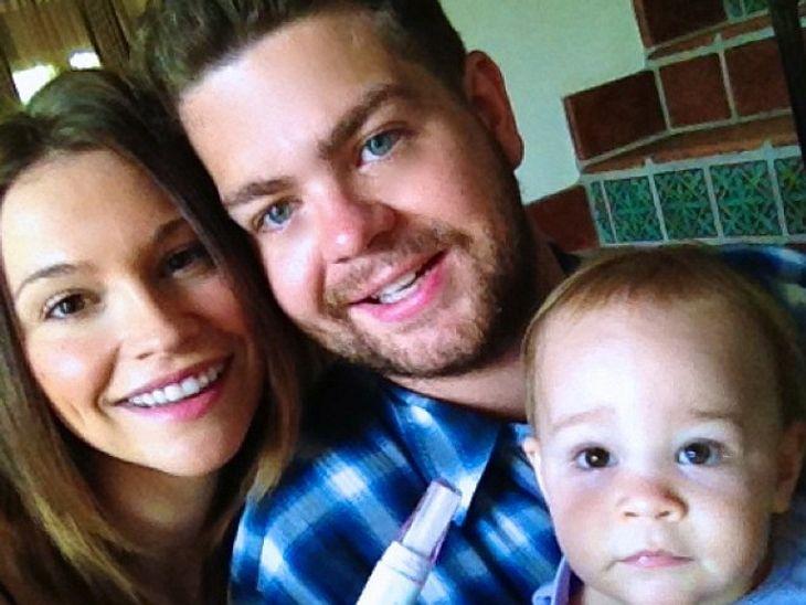 Jack Osbourne und Lisa werden zum zweiten Mal Eltern.
